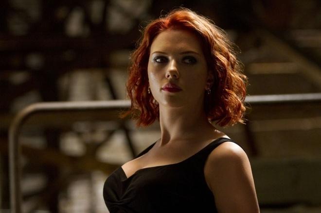 Ve dep thoi thieu nu cua Scarlett Johansson hinh anh 1
