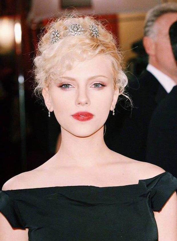 Ve dep thoi thieu nu cua Scarlett Johansson hinh anh 3