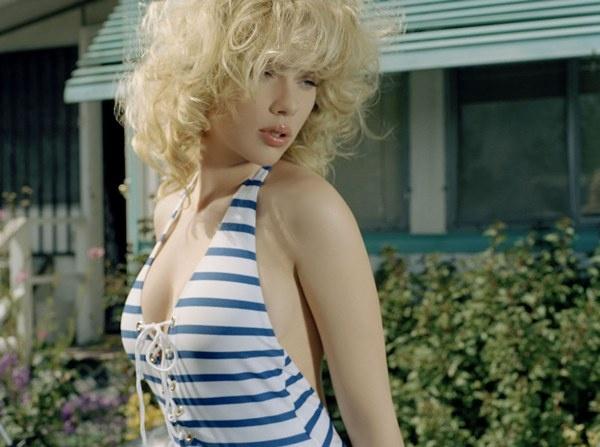 Ve dep thoi thieu nu cua Scarlett Johansson hinh anh 14
