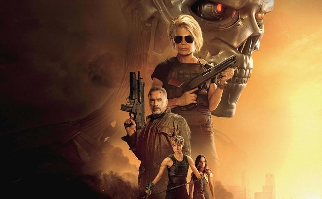 doanh thu Terminator 6 anh 2