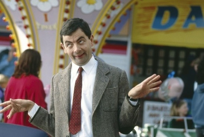Vi sao hai cua Mr. Bean bi goi la 'hai ban'? hinh anh 3