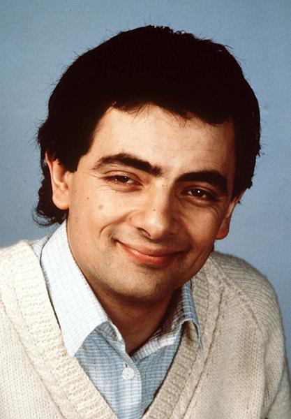Qua trinh su nghiep cua vua hai Anh 'Mr. Bean' anh 1