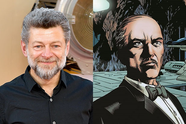 Andy Serkis va Colin Farrell co the dong 'The Batman' hinh anh 1