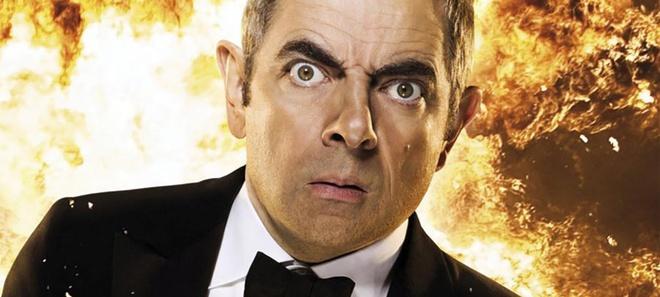 Qua trinh su nghiep cua vua hai Anh 'Mr. Bean' anh 8