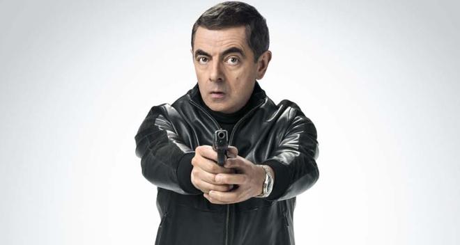 Qua trinh su nghiep cua vua hai Anh 'Mr. Bean' anh 9