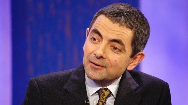 Qua trinh su nghiep cua vua hai Anh 'Mr. Bean' anh 3