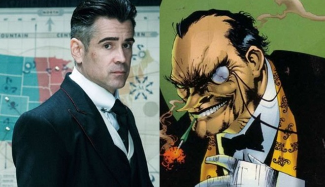 Andy Serkis va Colin Farrell co the dong 'The Batman' hinh anh 2