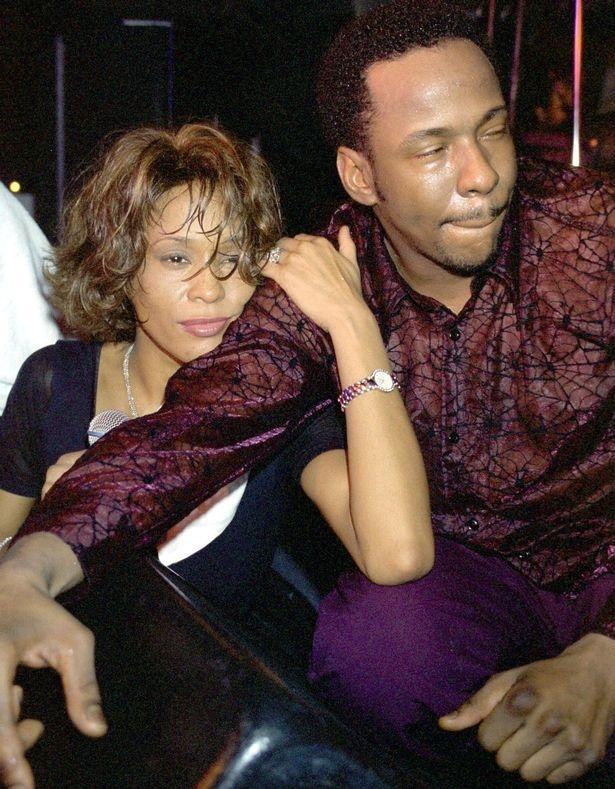 Eddie Murphy ngan can dam cuoi cua Whitney Houston hinh anh 1