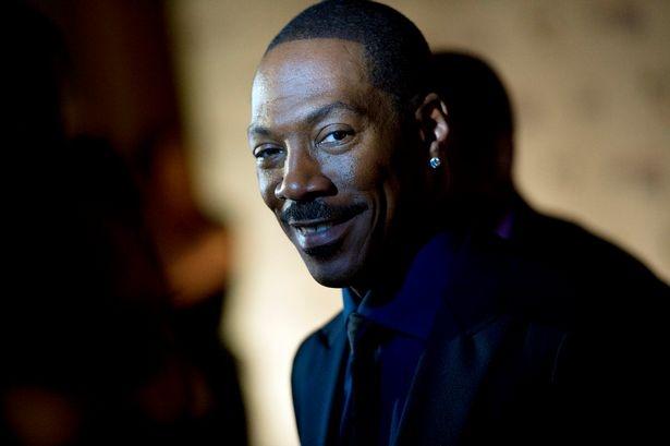 Eddie Murphy ngan can dam cuoi cua Whitney Houston hinh anh 2