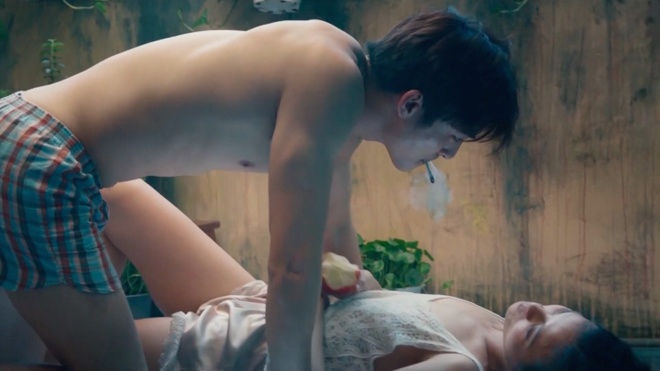 Ngoc Anh - nu dien vien Viet co canh nong trong phim cua HBO hinh anh 10