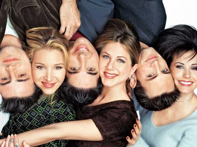 Phim truyen hinh 'Friends' se co tap dac biet? hinh anh 1