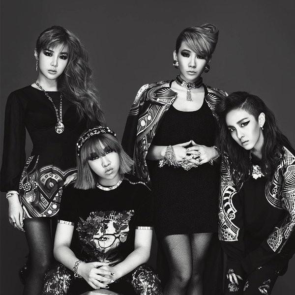 YG xoa 2NE1 khoi danh sach nghe si hinh anh 1