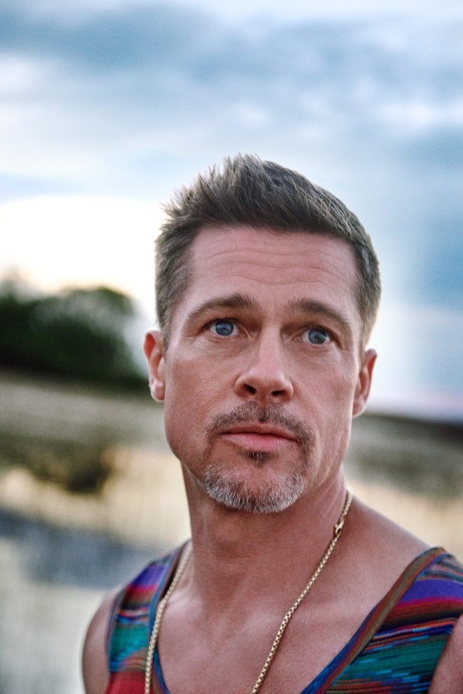 Brad Pitt tiet lo ve chung nghien ruou hinh anh 2