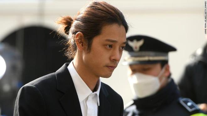 KBS tiet lo nhung vu quay len benh hoan cua Jung Joon Young hinh anh 1
