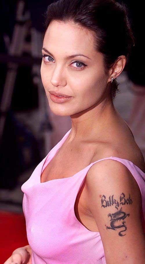 Angelina Jolie dep tu nho anh 10