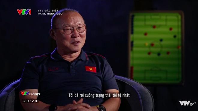 Park Hang-seo that bai tai Han anh 2