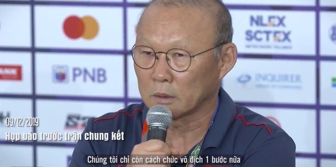 Park Hang-seo that bai tai Han anh 3