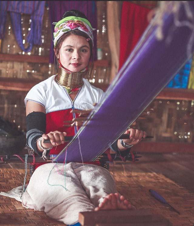 Ghe Myanmar chiem nguong ho Inle dep tuyet tran hinh anh 13