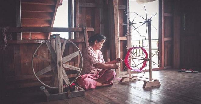 Ghe Myanmar chiem nguong ho Inle dep tuyet tran hinh anh 15