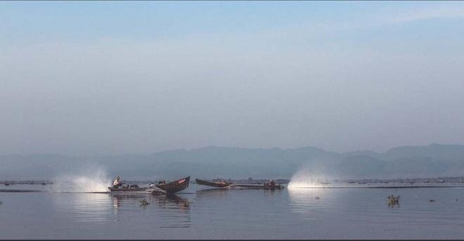 Ghe Myanmar chiem nguong ho Inle dep tuyet tran hinh anh 6