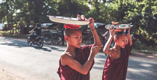 Co do Bagan huyen bi o Myanmar hinh anh 2