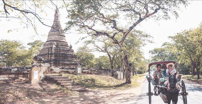 Co do Bagan huyen bi o Myanmar hinh anh 3