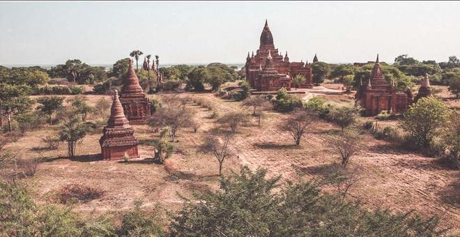 Co do Bagan huyen bi o Myanmar hinh anh 5