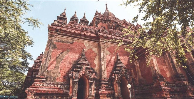 Co do Bagan huyen bi o Myanmar hinh anh 8