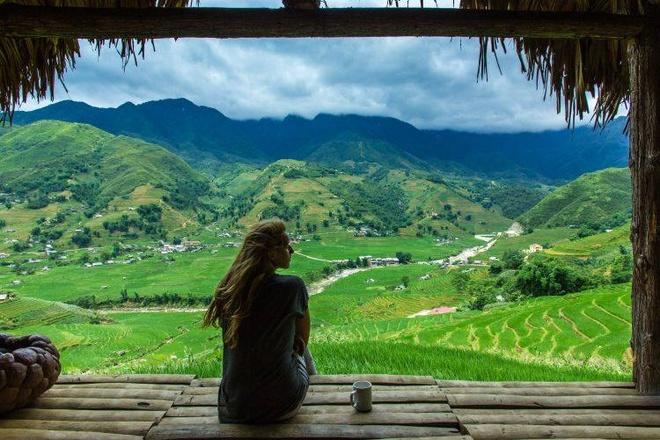 Nhung homestay co view cuc dep tai Sa Pa hinh anh