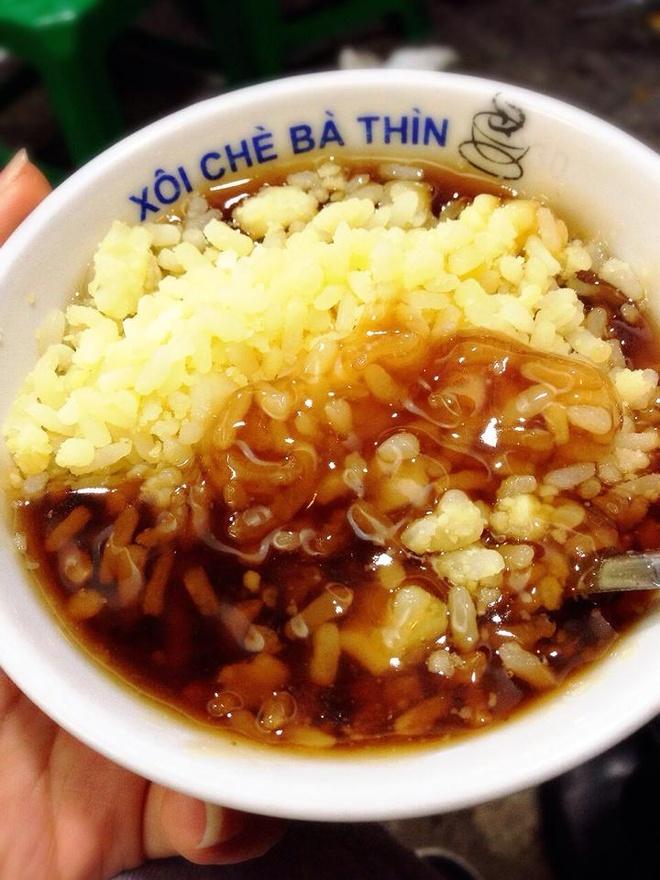 Cac mon che nong thom ngon cho ngay dong Ha Noi hinh anh 5