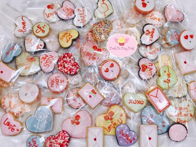Mon banh handmade cho Valentine anh 7