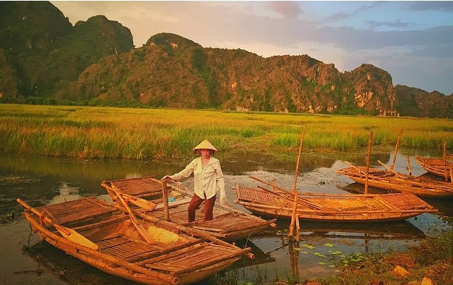 24 gio kham pha dam Van Long - phim truong cua 'Kong: Skull Island' hinh anh 2