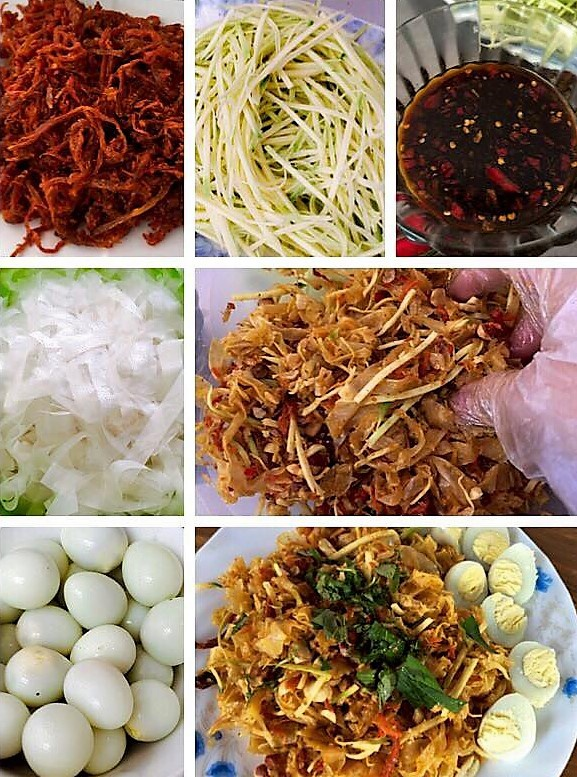 Các món ăn vặt ngon dễ làm