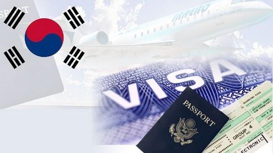 Kết quả hình ảnh cho visa hàn quoc