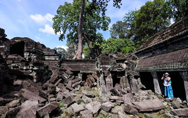 Diem den 2/9: Kham pha Campuchia - dat nuoc cua nhung ngoi den hinh anh