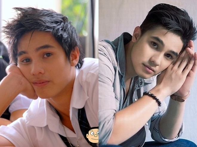 Dan Hot Teen Phim 'Thu Ba Hoc Tro' Ngay Ay - Bay Gio Hinh