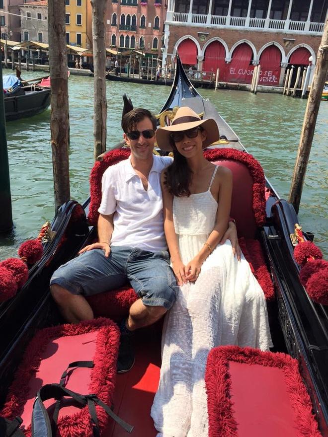 Tinh yeu tu cai nhin dau tien cua chang Tay va 9X Viet hinh anh 2 Janny và Michal có chung sở thích là đi du lịch. Ảnh: FBNV