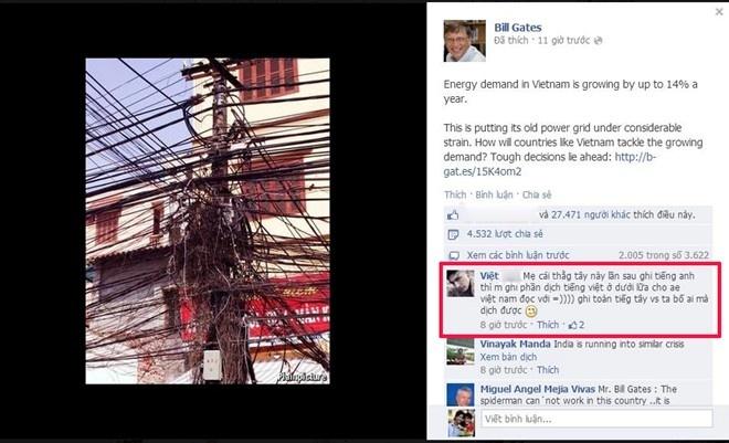 Het gia danh IS, dan mang Viet lai lam loan FB hot girl Thai hinh anh 3 Những bình luận