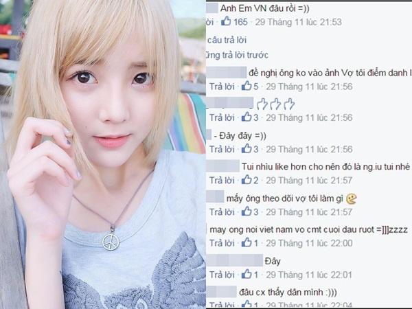 Het gia danh IS, dan mang Viet lai lam loan FB hot girl Thai hinh anh
