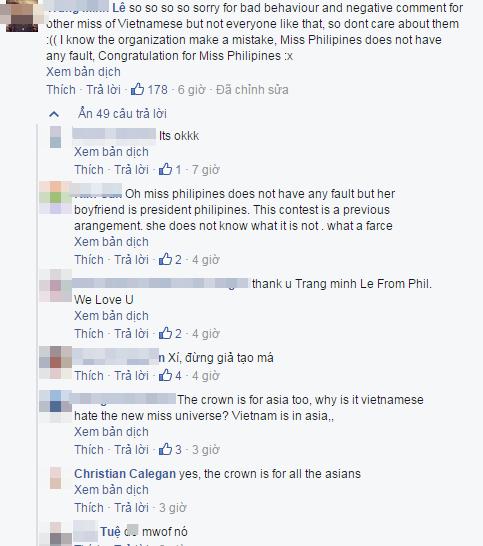 Dan mang Viet tu lam xau minh o Facebook Hoa hau Hoan vu hinh anh 1 Dân mạng Việt tranh cãi