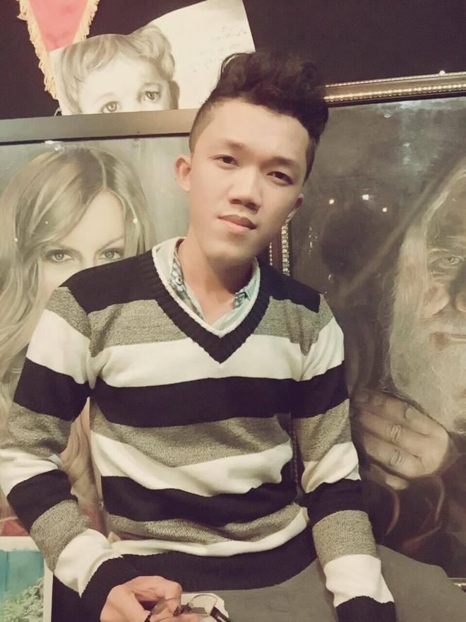 Chang trai 18 tuoi ve chan dung Chi Pu bang bang dinh hinh anh 2