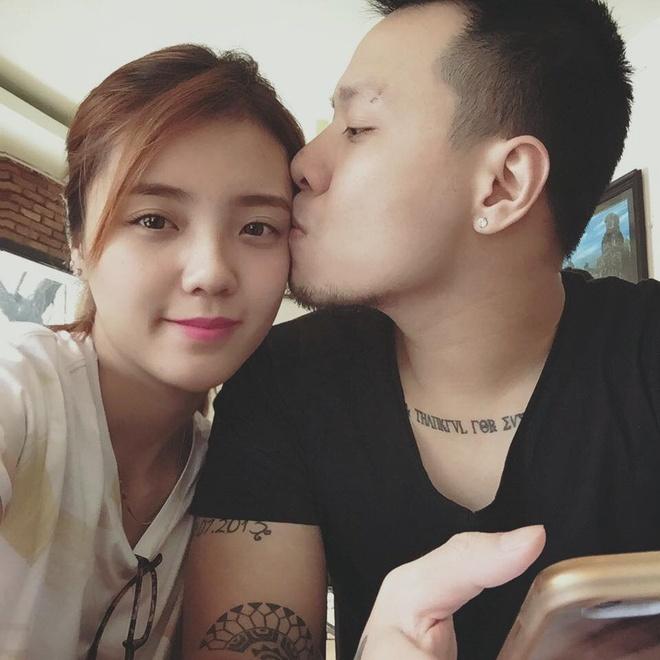 Hot girl Lam A Han (BB&BG) da ket hon, sinh con trai hinh anh 1