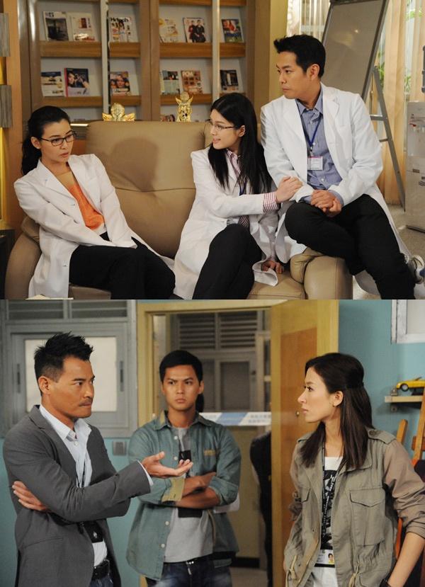 'Bom tan' TVB hut khan gia nho de tai hinh su, y khoa hinh anh 1