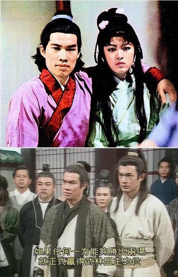 Diễn viên đóng một vai trong nhiều phim Kim Dung