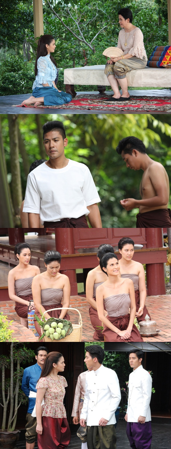 'Romeo va Juliet' Thai Lan len song truyen hinh Viet hinh anh 2