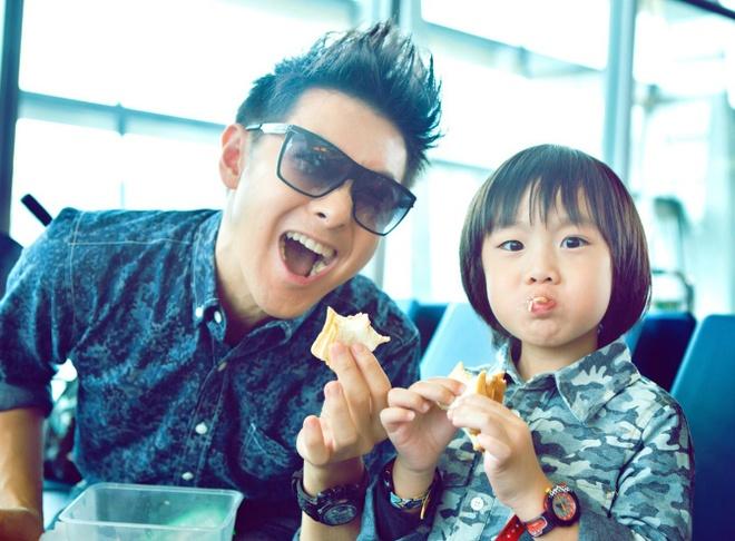 Bo con Lam Chi Dinh gay sot tren mang hinh anh
