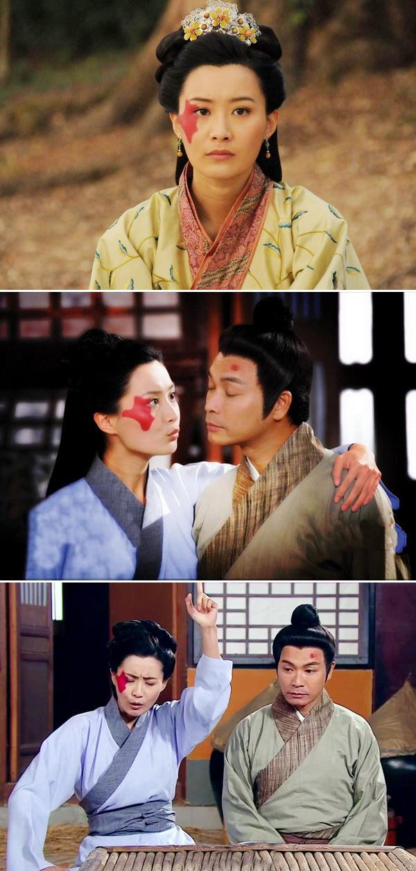 Chung Vo Diem Tvb Choc Cuoi Khan Gia Hinh Anh 1