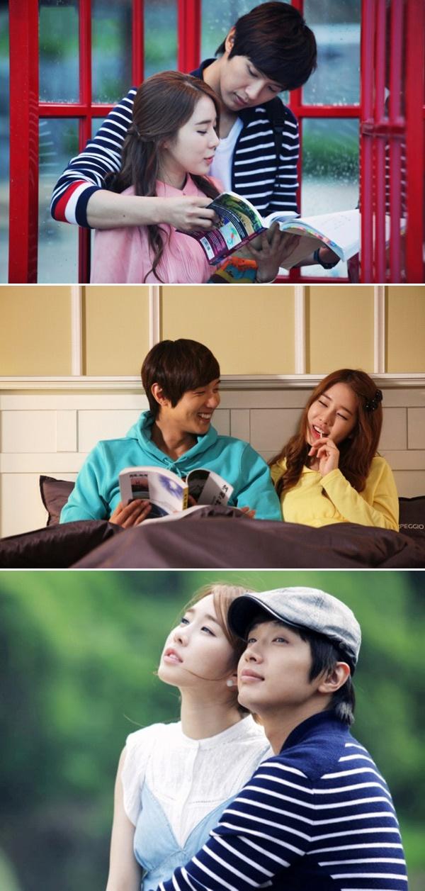 Tinh yeu 'sieu lang man' cua Ji Huyn Woo va Yoo In Na hinh anh 2