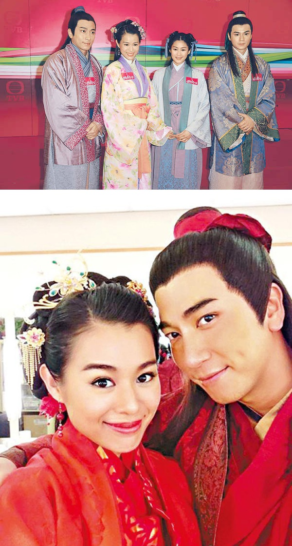 10 bo phim TVB duoc cho doi trong nam 2014 hinh anh 9
