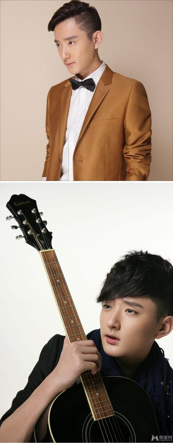 Kim Tan Trung Quoc la hot boy truong mua hinh anh 2